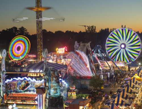 VOLTstack 20k powers 2021 PNE Fair
